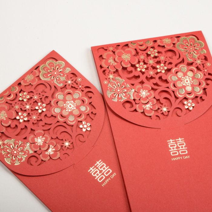 wedding invitation 紅包袋 2 20190329