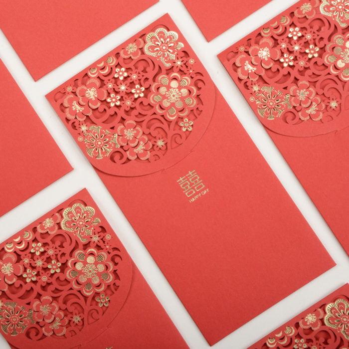 wedding invitation 紅包袋 3 20190329