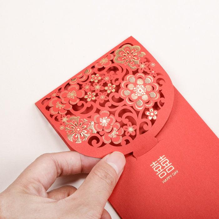wedding invitation 紅包袋 4 20190329