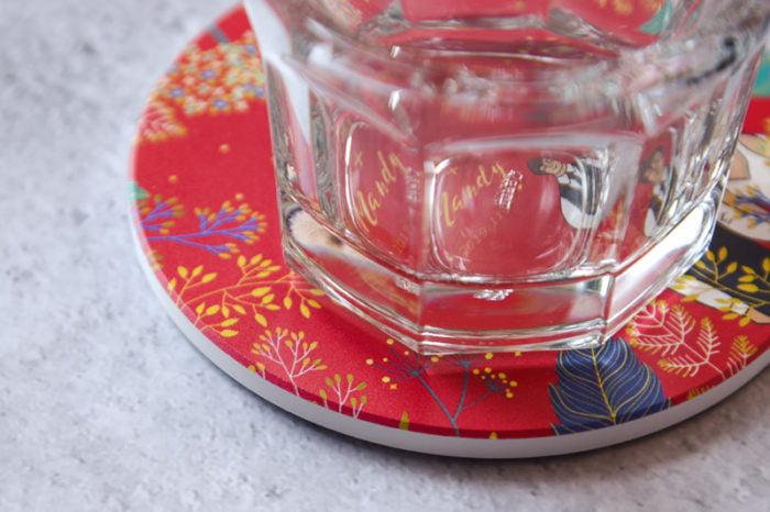 CT101陶瓷杯墊