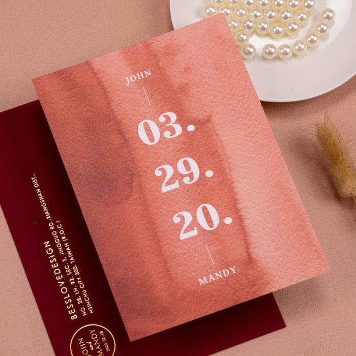 wedding invitation SP408 3 20191104