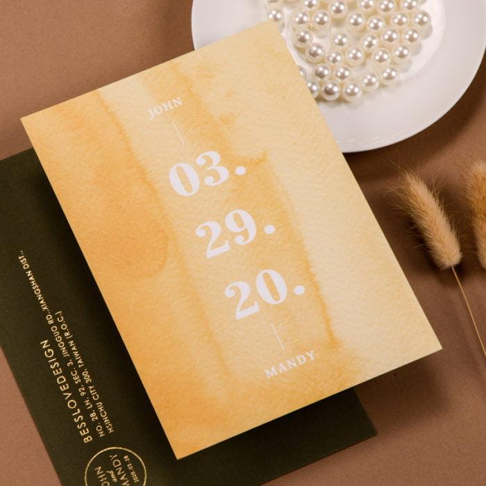 wedding invitation SP408 5 20191031