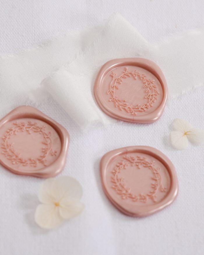 花圈 wax seals 1024px 20210923 30