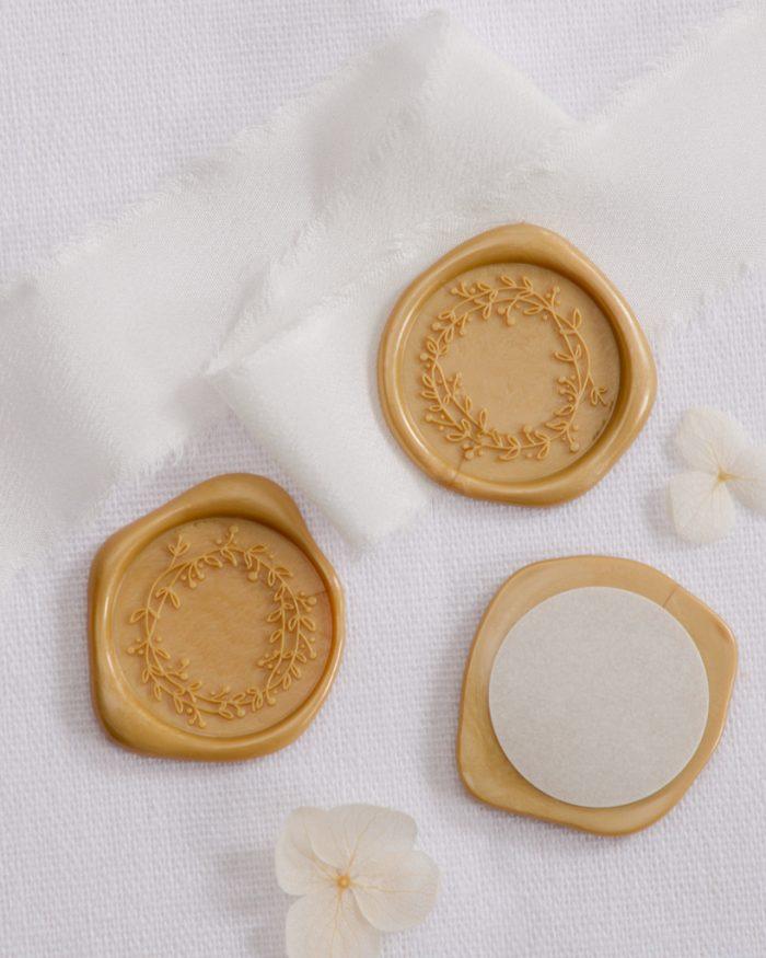 花圈 wax seals 1024px 20210923 24