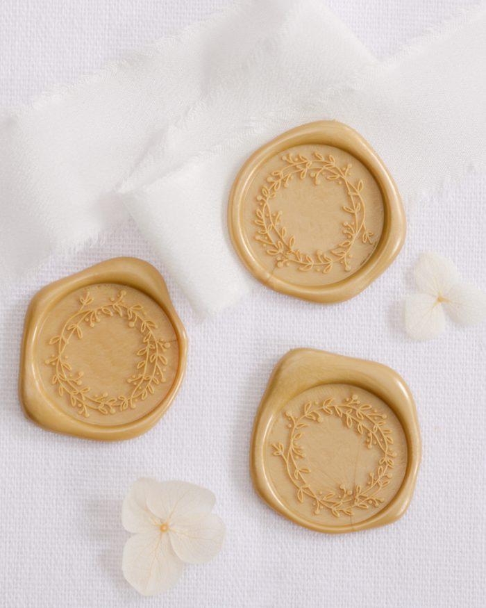 花圈 wax seals 1024px 20210923 26